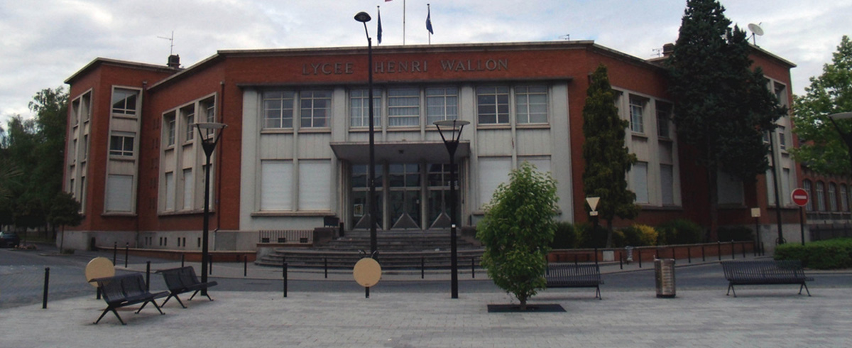 Intervention au lycée Henri-Wallon